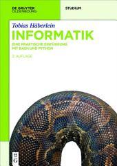Informatik: Eine praktische Einführung mit Bash und Python, Ausgabe 2