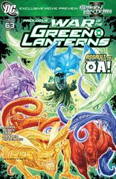 Green Lantern (2005-) #63