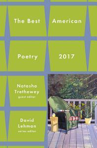 Best American Poetry 2017 PDF