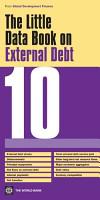 The Little Data Book on External Debt 2010 PDF