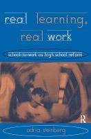 Real Learning  Real Work PDF