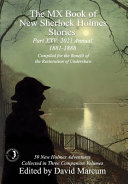 The MX Book of New Sherlock Holmes Stories Part XXV