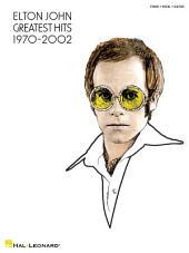 Elton John - Greatest Hits 1970-2002 (Songbook)