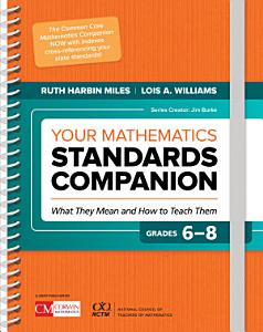 Your Mathematics Standards Companion  Grades 6 8 PDF