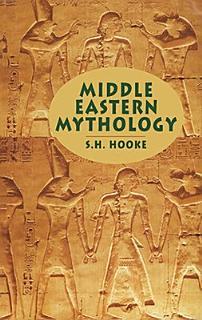 Middle Eastern Mythology Book