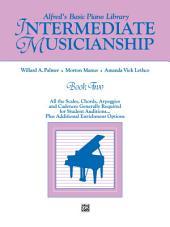 Musicianship Book: Intermediate Musicianship: For Piano