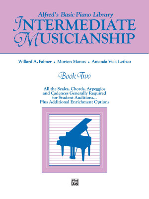 Musicianship Book  Intermediate Musicianship