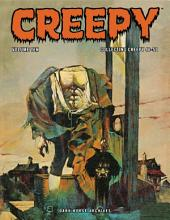 Creepy Archives Volume 10: Volume 10