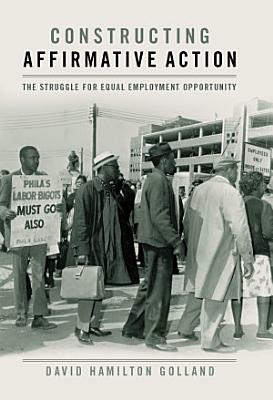 Constructing Affirmative Action PDF