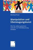 Manipulation und   berzeugungskunst PDF