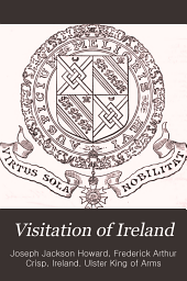 Visitation of Ireland: Volume 4