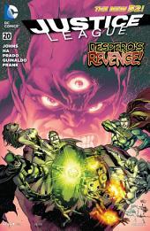 Justice League (2011- ) #20