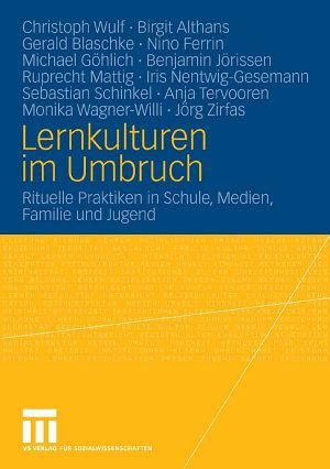 Lernkulturen im Umbruch PDF