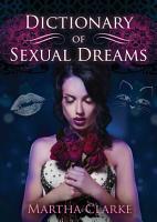 Dictionary of Sexual Dreams PDF