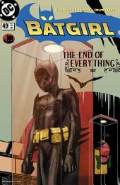 Batgirl (2000-) #49