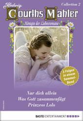 Hedwig Courths-Mahler Collection 2 - Sammelband: 3 Liebesromane in einem Sammelband