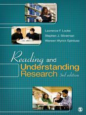 Reading and Understanding Research: Edition 3