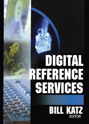 Digital Reference Services PDF