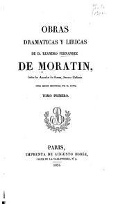 Obras dramáticas y líricas: Volumen 1
