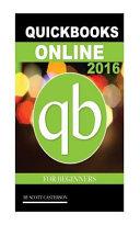 Quickbooks Online 2016 For Beginners Book PDF