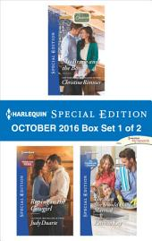 Harlequin Special Edition October 2016 Box Set 1 of 2: Ms. Bravo and the Boss\Roping in the Cowgirl\The Man She Should Have Married