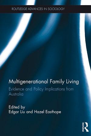 Multigenerational Family Living PDF