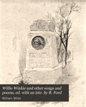 Willie Winkie and other songs and poems, ed. with an intr. by R. Ford