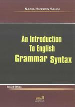 An Introduction to English Grammar Syntax