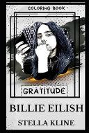 Billie Eilish Gratitude Coloring Book