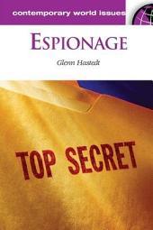 Espionage: A Reference Handbook