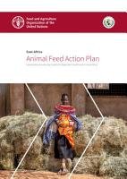 East Africa Animal Feed Action Plan PDF