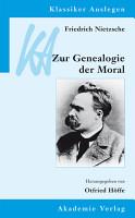 Friedrich Nietzsche  Genealogie der Moral PDF