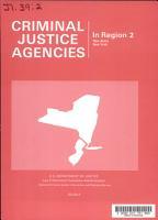 Criminal Justice Agencies in Region 2  New Jersey  New York PDF