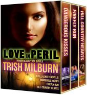 Love In Peril: Romantic Suspense Bundle