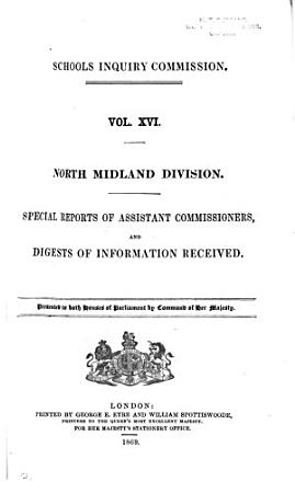 Report of the commissioners PDF