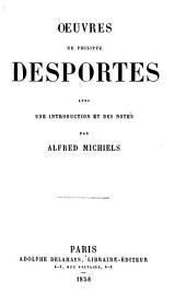 Œuvres de Philippe Desportes