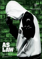 AS Law: Edition 3