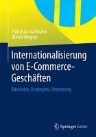 Internationalisierung von E Commerce Gesch  ften PDF