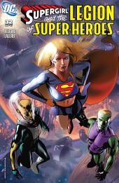 Supergirl and The Legion of Super-Heroes (2006-) #32