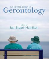An Introduction to Gerontology PDF