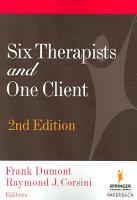 Six Therapists and One Client PDF