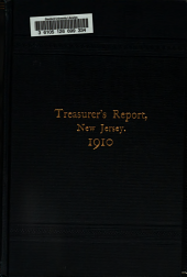 Report of the Joint Committee on Treasurer's Accounts ... with the Treasurer's Report ...
