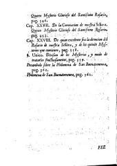 Obras del V.P.M.F. Luis de Granada, del Sagrado Orden de Predicadores ...: tomo VII, que contiene las Adiciones al memorial