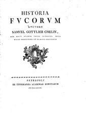 Historia fucorum