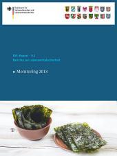 Berichte zur Lebensmittelsicherheit 2013: Monitoring