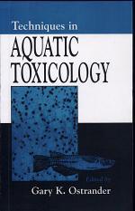 Techniques in Aquatic Toxicology