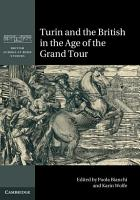 Turin and the British in the Age of the Grand Tour PDF