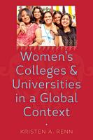 Women s Colleges and Universities in a Global Context PDF