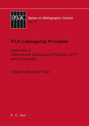 IFLA Cataloguing Principles