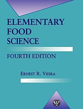 Elementary Food Science PDF